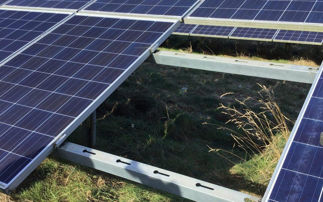 Solar Panel Installment