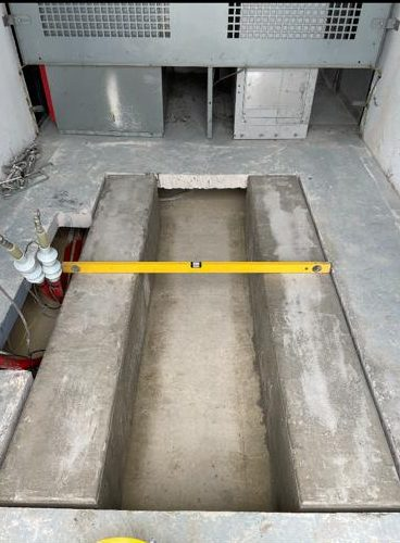 Reinforced Concrete Base